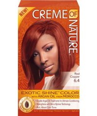 CREME OF NATURE HAIR COLOR Red Copper