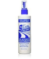LUSTER'S S-curl No Drip Activator 8oz