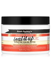 AUNT JACKIE'S Seal It Up Hydrating Sealing Butter 8oz