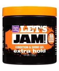 LETS JAM Shining Gel 500g Extra Hold