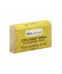 Obia Naturals - Coconut Shea Shampoo Bar - 4 Oz / 118ML