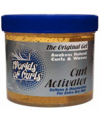 Worlds Of Curls - Curl Activator - 32 Oz / 907g