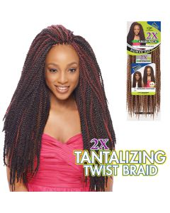 Janet 2x Tantalizing Twist Braid 14