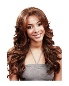 Bobbi Boss Syn Lace Front Wigs Pearl